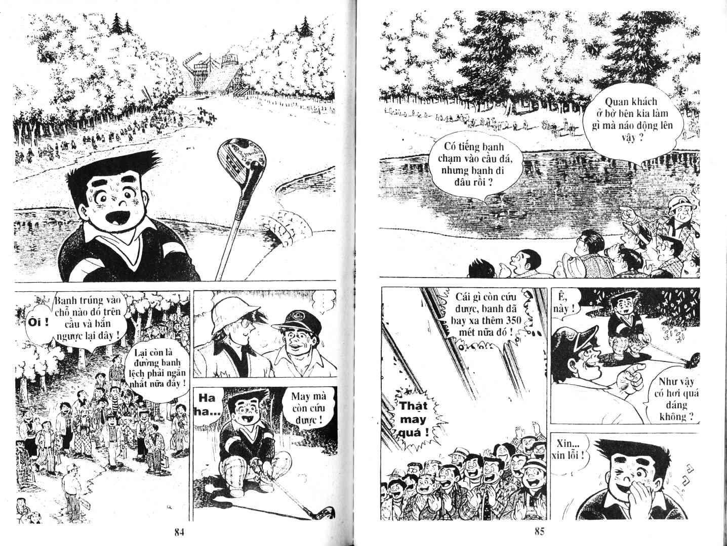 Ashita Tenki ni Naare chapter 43 trang 39