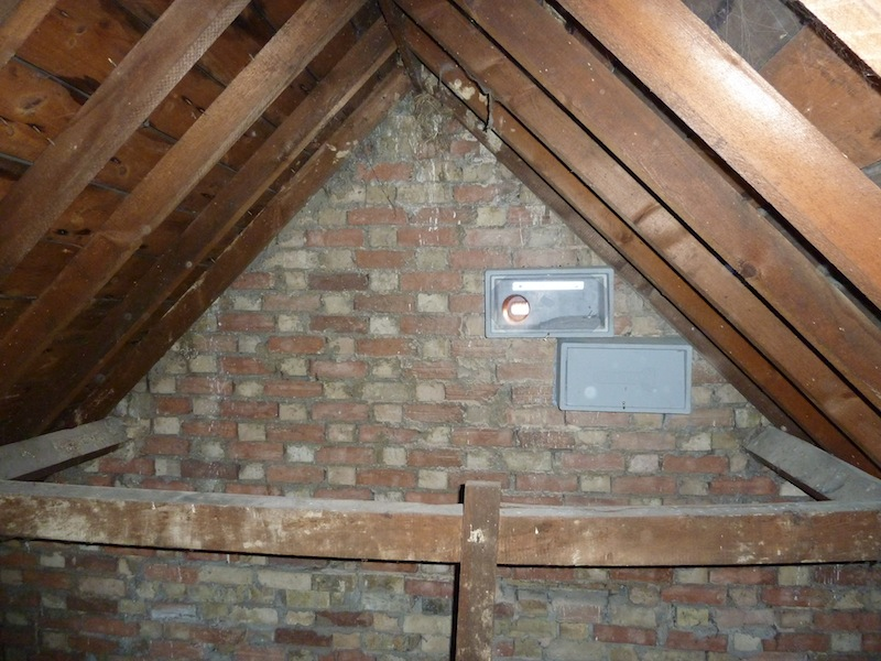 Action For Swifts Retrofitted Observation Swift Boxes