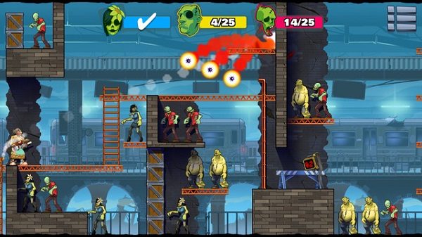 GameResort brings Stupid Zombies 3 game to Android and iOS