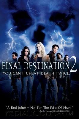 Sinopsis film Final Destination 2 (2003)