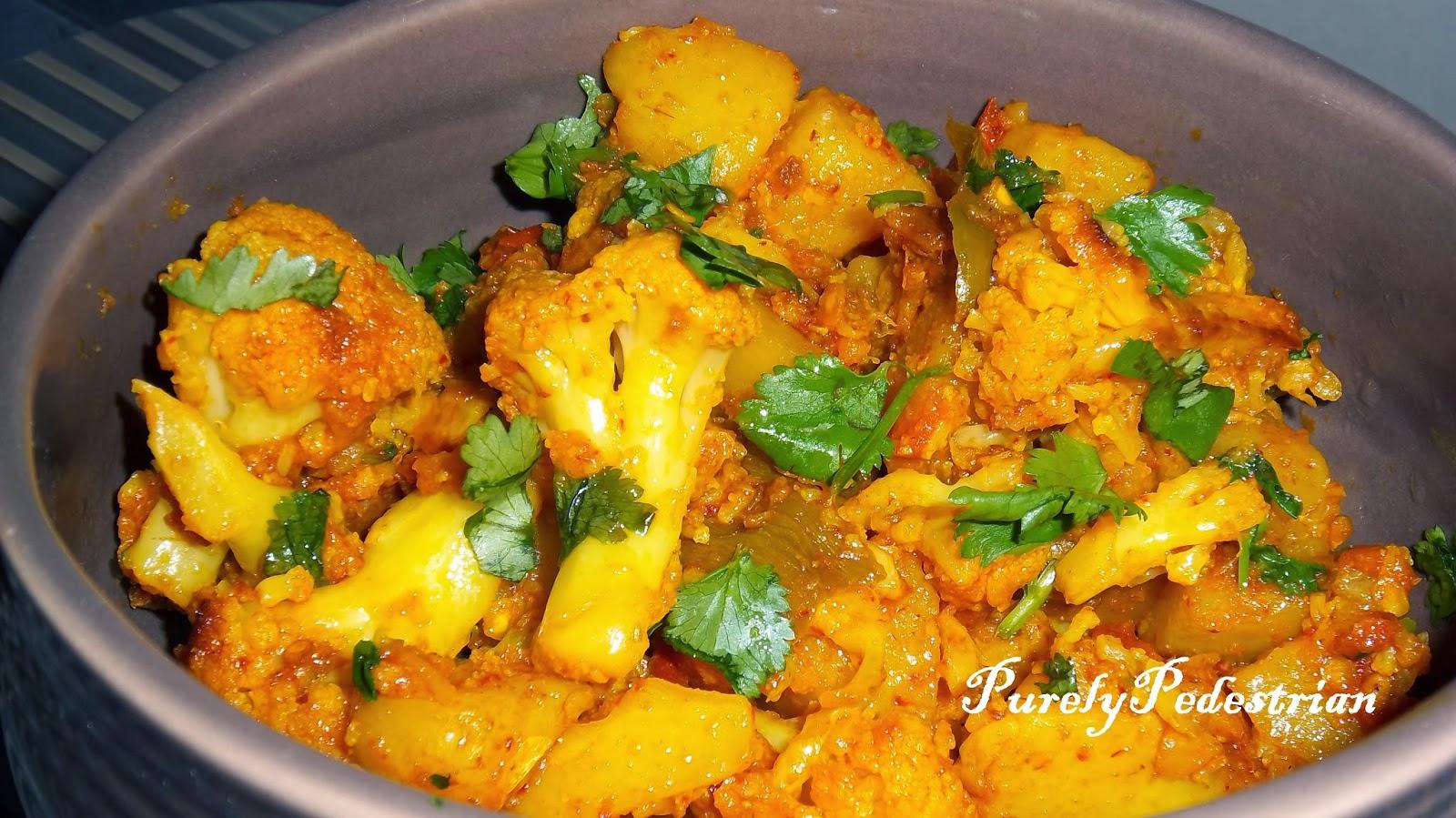 Aloo Gobi Recipe — Dishmaps