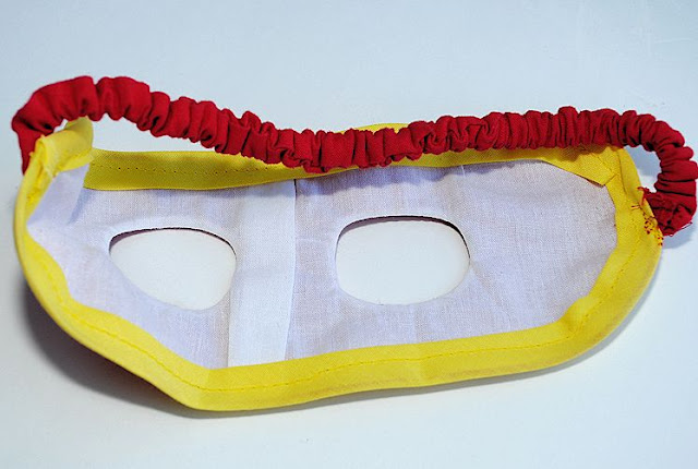 Boy's mask