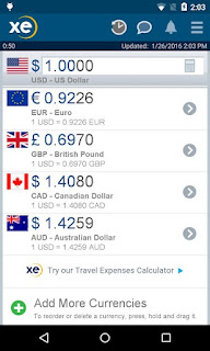 XE Currency Pro v4.6.3 Full APK