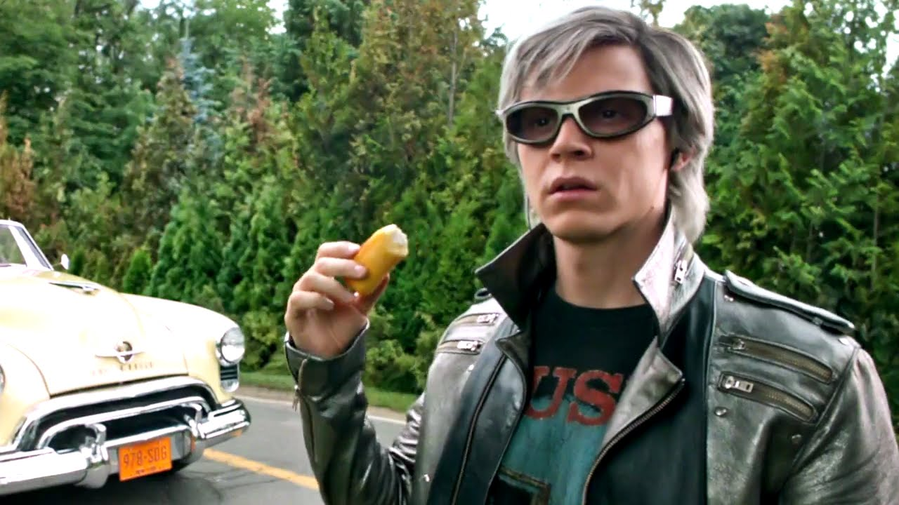 Quicksilver and a twinkie