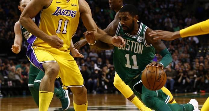 Celtics hilvanan su 10mo triunfo de la mano de Baynes