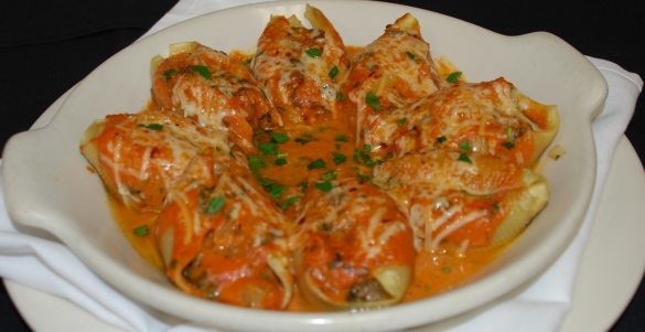 Stuffed Shells Bolognese By Michael Rodgers