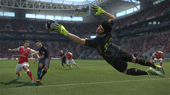 Download Pro Evolution Soccer 2017