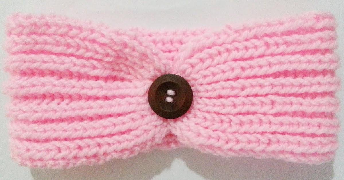 CreazioniFiopi Crochet Patterns: Fascia per capelli ...