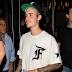 Justin Bieber é visto deixando o restaurante Catch LA em Los Angeles, na Califórnia – 03/08/2017