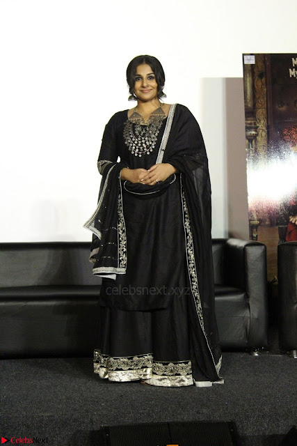 Vidya Balan at Trailer launch of move Begum Jaan 005.JPG