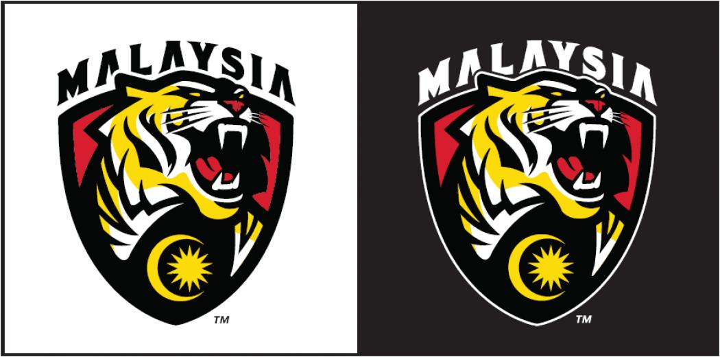 Logo Baru Harimau Malaysia
