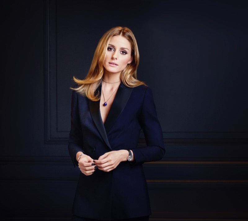 Piaget Possession Jewellery Campaign featuring Olivia Palermo