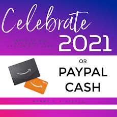 $50 Paypal or Amazon Gift Card Giveaway!
