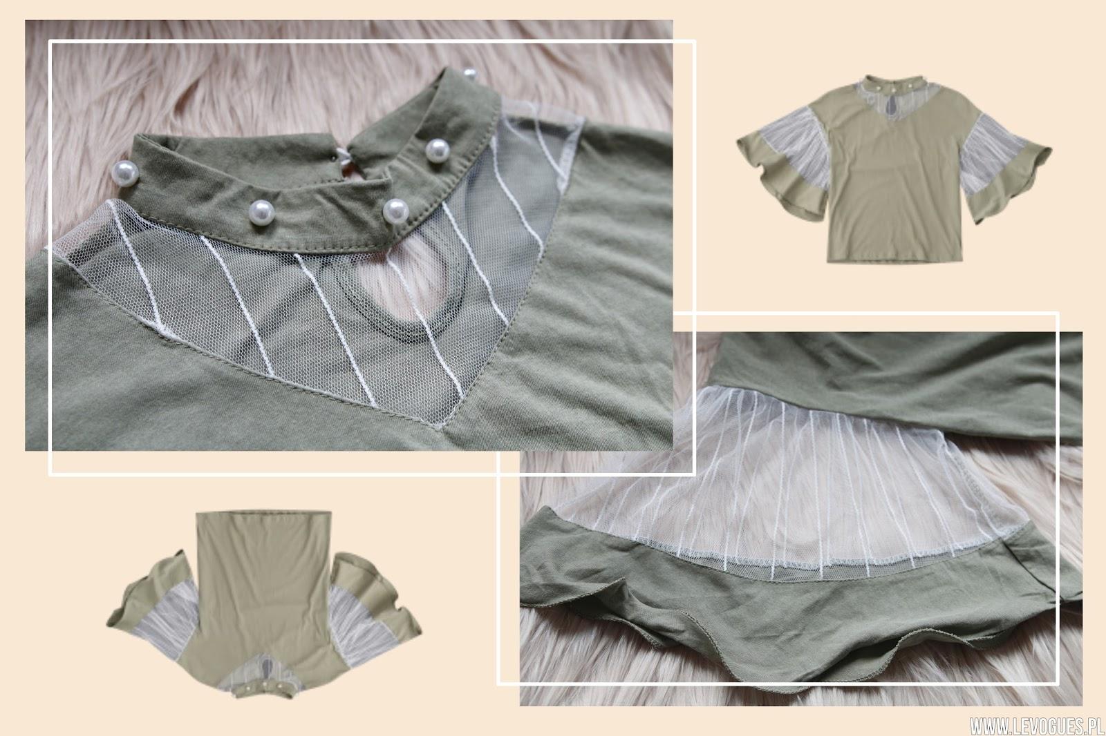 zamówienie rosegal zaful ubrania haul