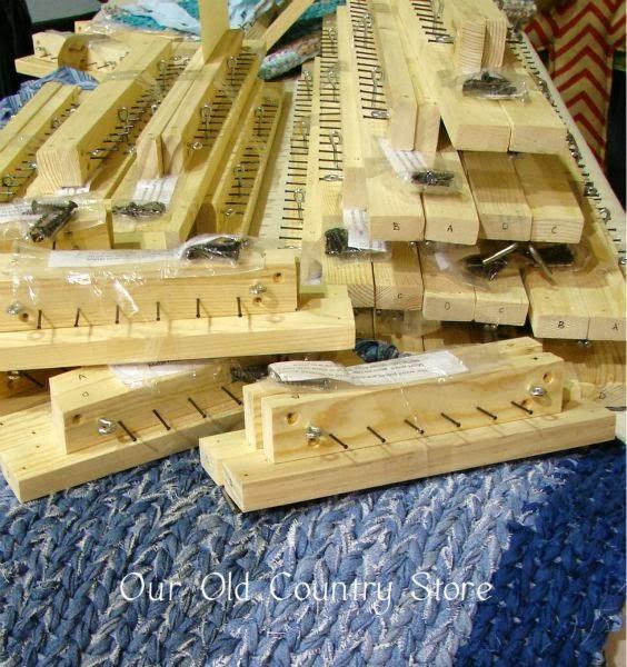 Plans For Rag Rug Loom
