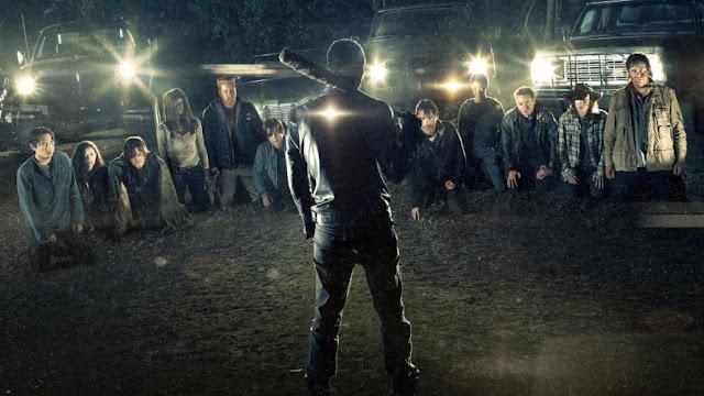 Sevilen Dizi The Walking Dead'ın 7.Sezon Tanıtımı