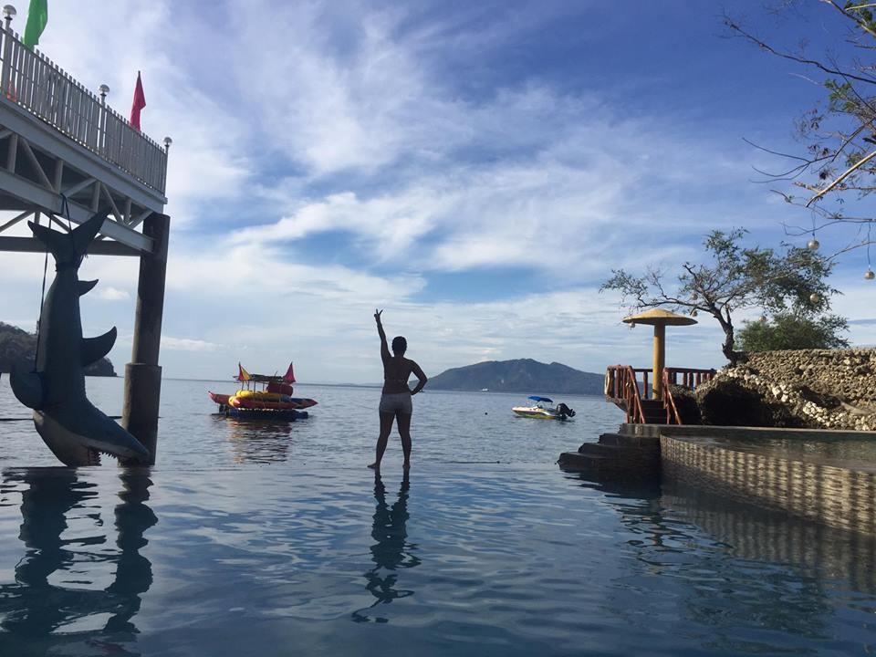 Isola vista beach resort batangas