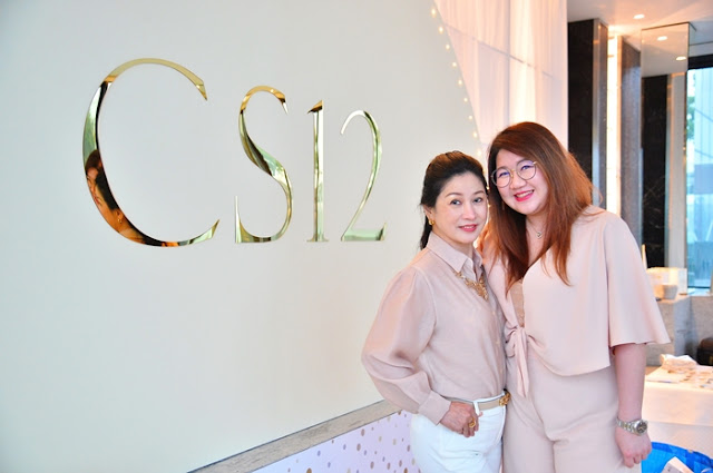 CS12 Holiday Collection, CS12 Golden Girls Party, CS12 Miracle Mask, CS12 The Calming Ampoule, CS12 Ultimate Serum Concentrate, CS12 Skincare Malaysia