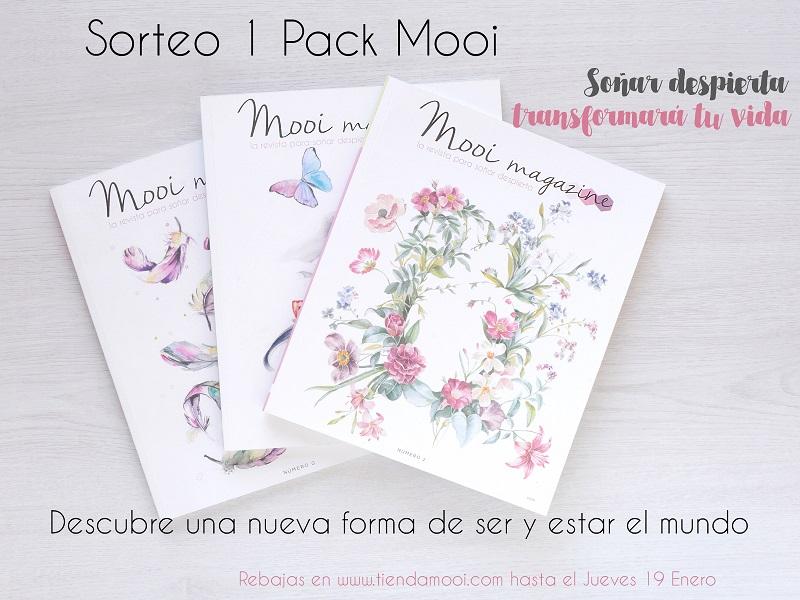 SORTEO PACK MOOI