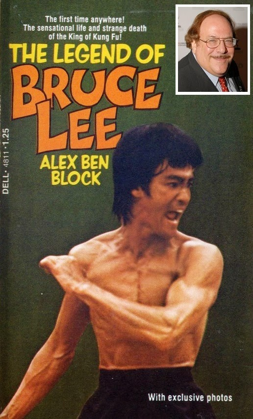 LIVRO - THE LEGEND OF BRUCE LEE