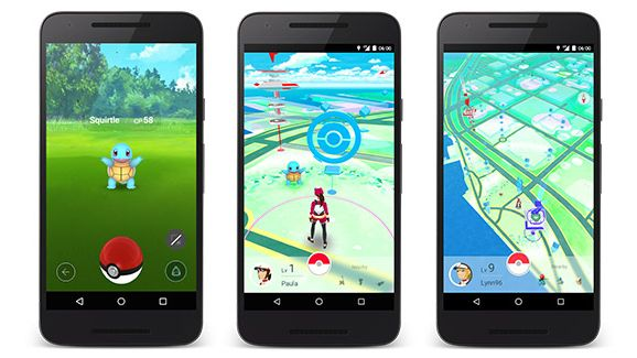 تحميل تطبيق بوكيمون جو Pokemon Go للاندرويد والايفون APK