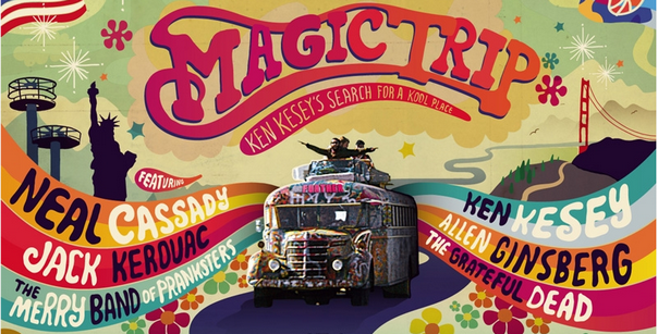 kesey magic trip