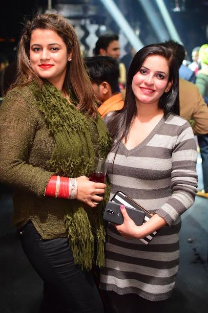 (L-R) Naina Bhatia, Bindia Sharma Madaan