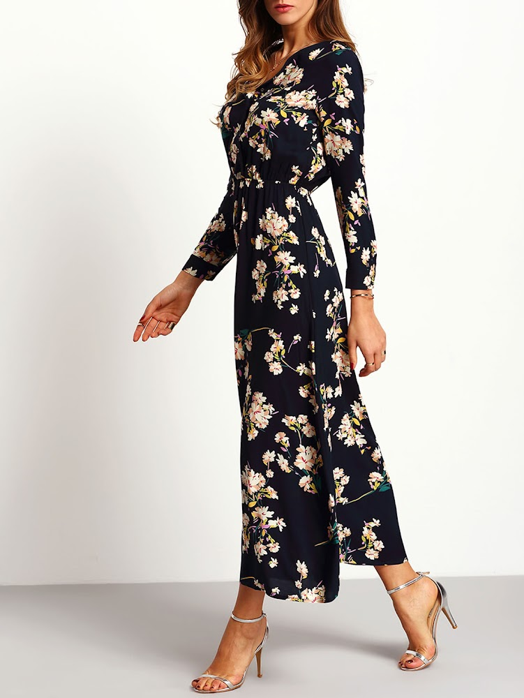 es.romwe.com/Navy-Long-Sleeve-Floral-Maxi-Dress-p-147813-cat-767.html?utm_source=simply2wear&utm_medium=blogger&url_from=simply2wear_es