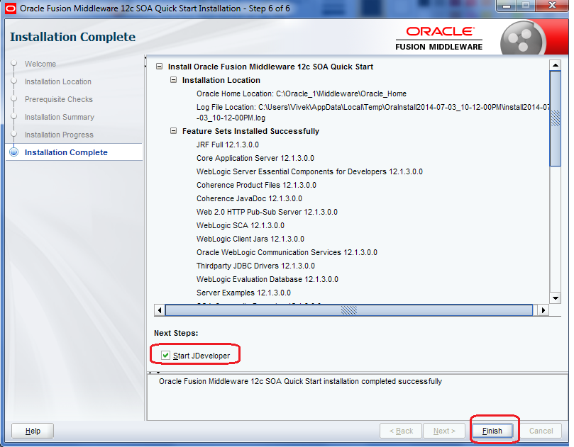 Oracle SOA 12c Step by Step Installation - Oracle Fusion