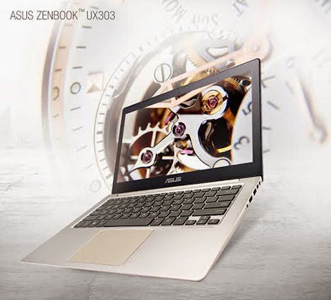 ASUS Zenbook UX303LN: Specs, Price and Availability