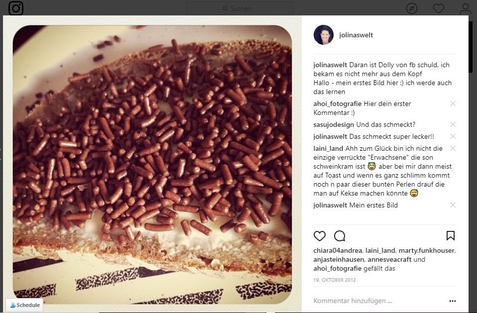 Jolinas Welt: Instagram Quo vadis? - ein Netzwerk verliert seine ...