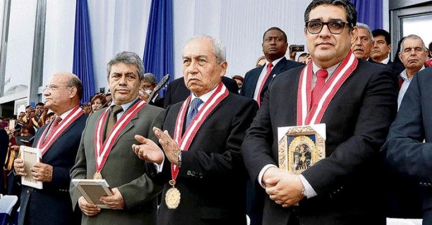 MISIÓN CUMPLIDA: Con voto de Pedro Chávarry aseguran a juez que seguirá el caso Fujimori