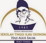 Informasi Pendaftaran Mahasiswa Baru STIE HAJI AGUS SALIM BUKITTINGGI 2017-2018