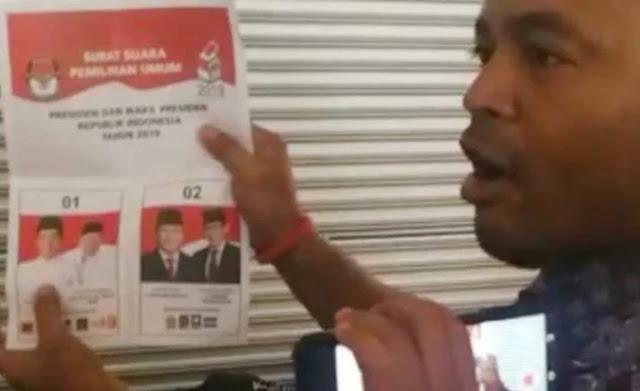 Enggan Ungkap Pelaku Surat Suara Tercoblos di Malaysia, Netralitas KPU Dipertanyakan