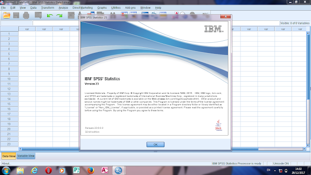 IBM SPSS Statistics v23 Full Version