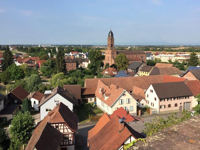 Katholische Pfarrkirche Mahlberg