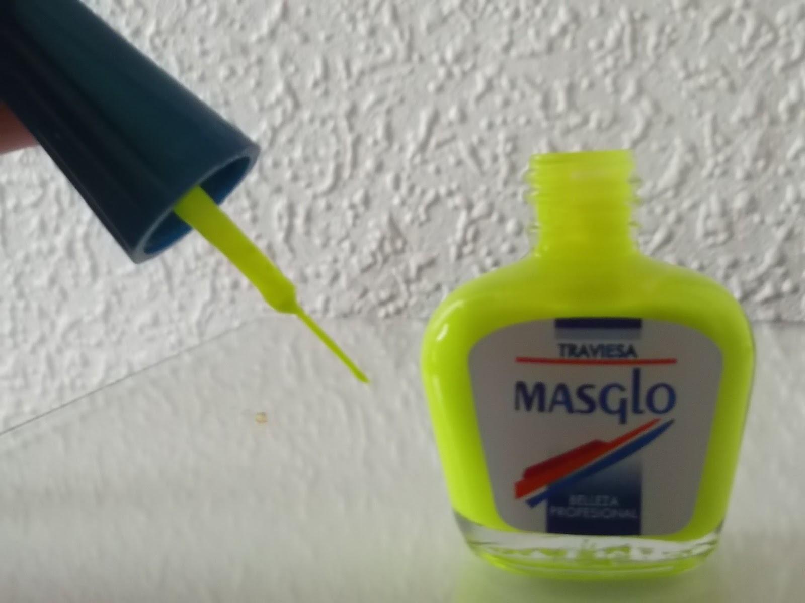 Belswan: Manicura Masglo con esmaltes \