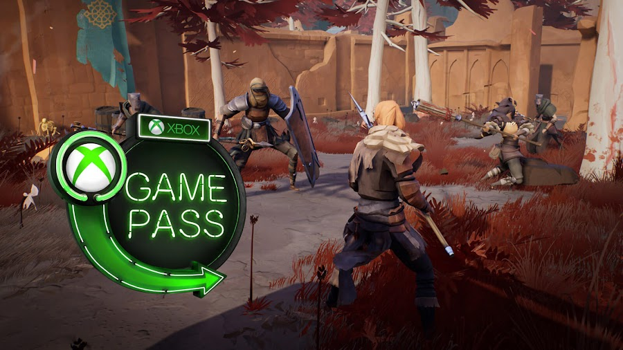 xbox game pass game awards 2018 ashen