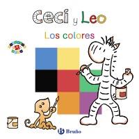 Ceci y leo los colores libro infantil aprendizaje epub descargar