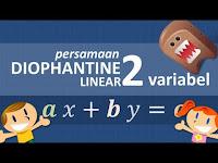 Pengertian dan Penjelasan Persamaan Diophantine