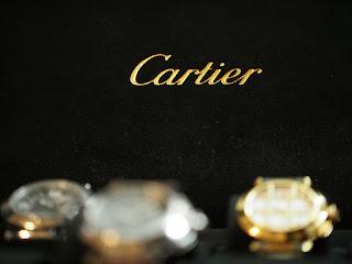 カルティエ ディスプレイ用 腕時計ボックスを買い取りました CARTIER MONTRES GM REF. PLWA 5120