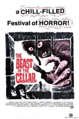 The Beast in the Cellat, terror made UK a la carta