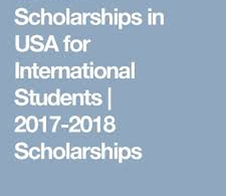 list of best usa scholarships 2017 2018