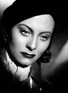 Michèle Morgan dans Le Quai des Brumes, de Marcel Carné (1938)