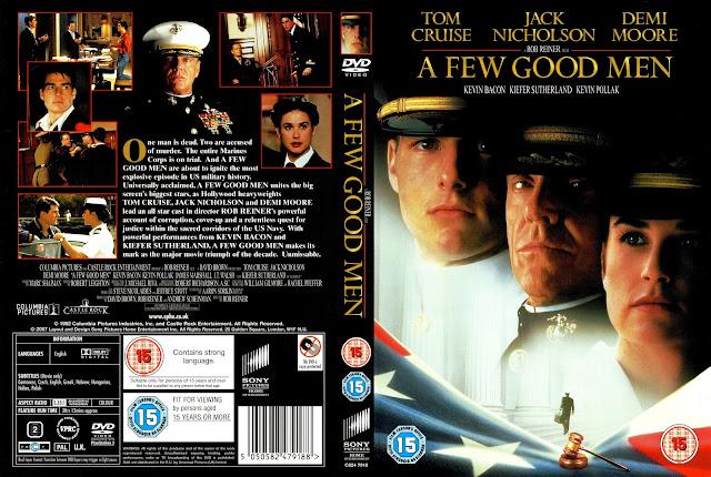 A Few Good Men DVD Cover