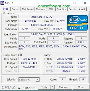 Cara Mudah Melihat Spesifikasi PC dan Laptop