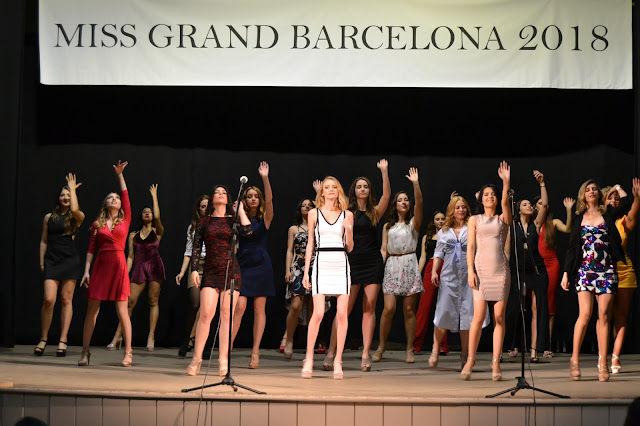 """Miss Grand Barcelona"""