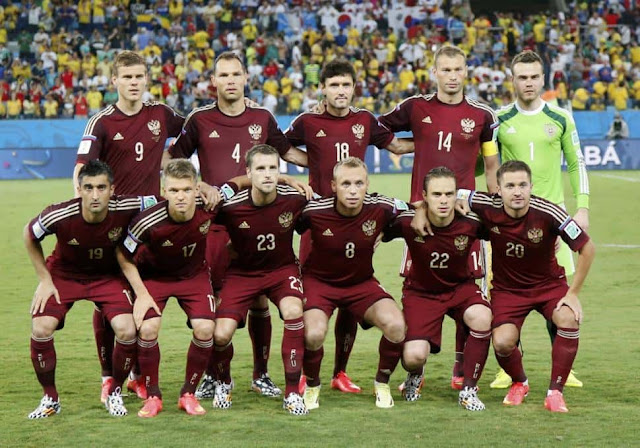 Skuat Resmi Negara Peserta EURO 2016 Rusia