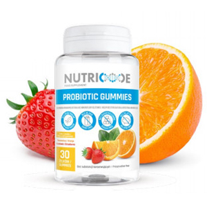 Suplement Diety Probiotic Gummies