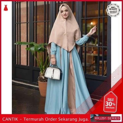 Jual RRJ291D147 Dress Racisya Syari Wanita Sy Terbaru Trendy BMGShop